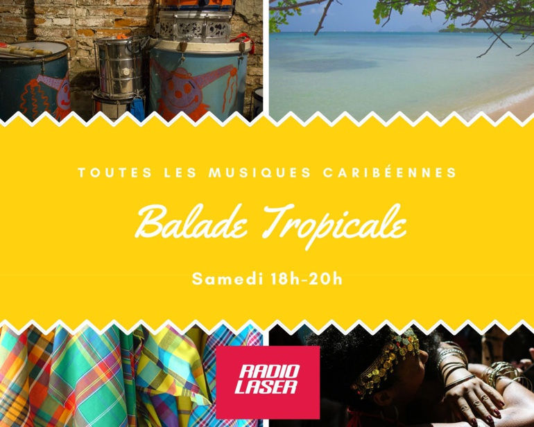 Balade Tropicale le podcast