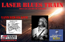 Laser Blues Train #036 en Live avec Yann Lem