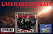 "Laser Blues Train #038 ""Renegade Party"" avec les Shaggy Dogs"