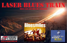 Laser Blues Train #039 avec Bluesmiles en studio