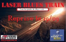 "On remet le ""Laser Blues Train sur les rails !!!"