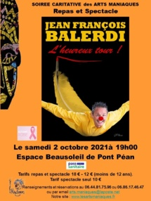 SOIREE DINER SPECTACLE A BUT CARITATIF