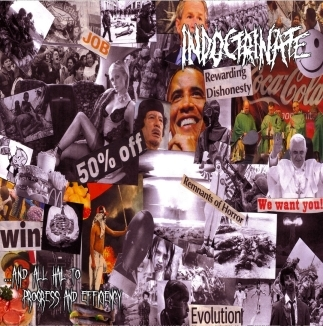 indoctrinate - anarcho crust punk - Autriche