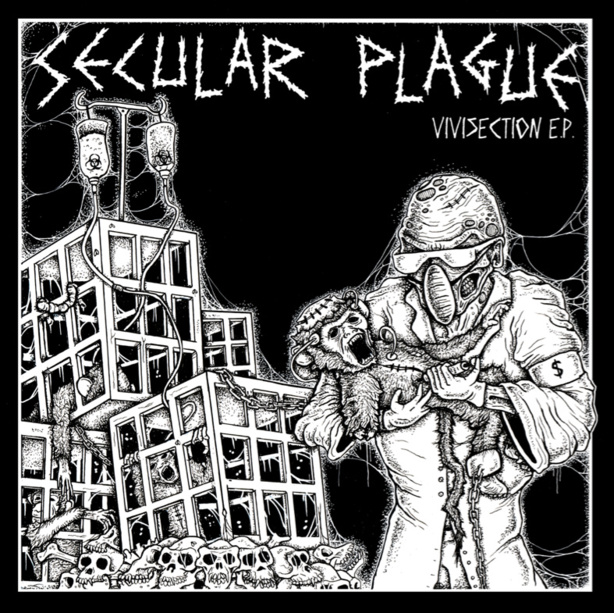 Secular Plague veganarchist dark punk