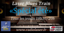 "Laser Blues Train #080 ""Special été"""