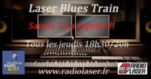 Laser Blues train #081 / La reprise