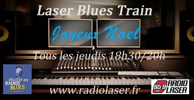 "Laser Blues Train #094 ""Special Noël"""