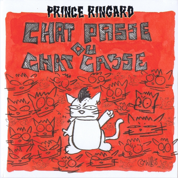 Keep the rage du vendredi 30 janvier: Interview du Prince Ringard