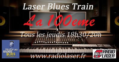 Laser Blues Train #100