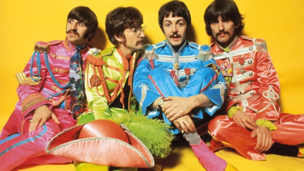 Les Beatles, période Sergent Peppers... Welcome in 1967 !
