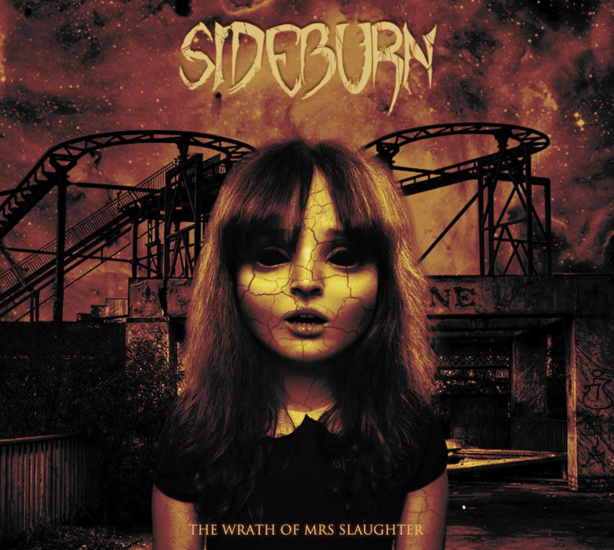 Keep the rage du vendredi 20 mars : Interview du groupe de métal Sideburn