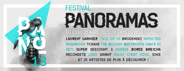 Festival Panoramas, ce weekend à Morlaix