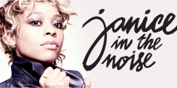 JANICE IN THE NOISE 1er EP