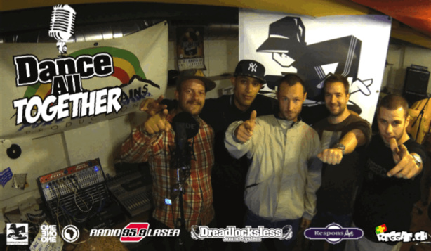 "Dance All Together 15 juin 2015 Special Festivalocal 2015 ... Invité KINGPIN (UK) présentation New EP ""Life Sentence"" et présentation de quelques artistes du Line up Festivalocal 2015"