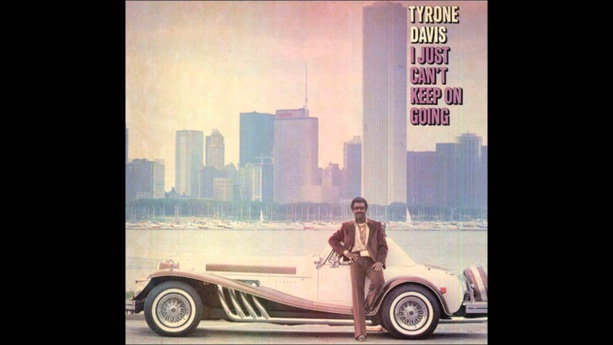 COOLBOX RARE GROOVE//SOUL//JAZZ-FUNK : TYRONE DAVIS..SOUL BROTHER !!
