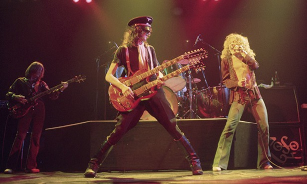 Rock - Des Riffs du Kiff n°205 - LED ZEPPELIN