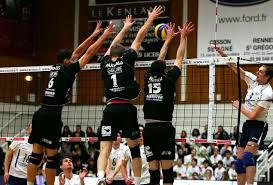 Le volley reprend les Rennes !