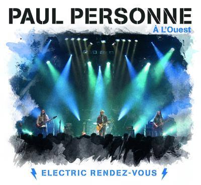 Laser Blues Train #124 Paul Personne