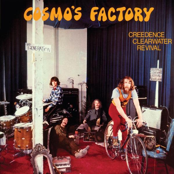 A posséder : l'album Cosmos Factory, des Creedence Clearwater Revival (1970)