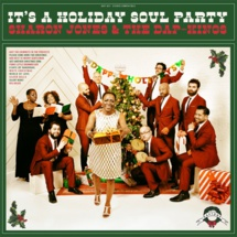 sharon jones & the dap-kings it's a holiday soul party 2015