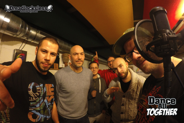 Dance All Together 6 décembre 2015 invité : Original Uman (B)
