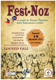 Quels Fest-Noz ce week-end ?