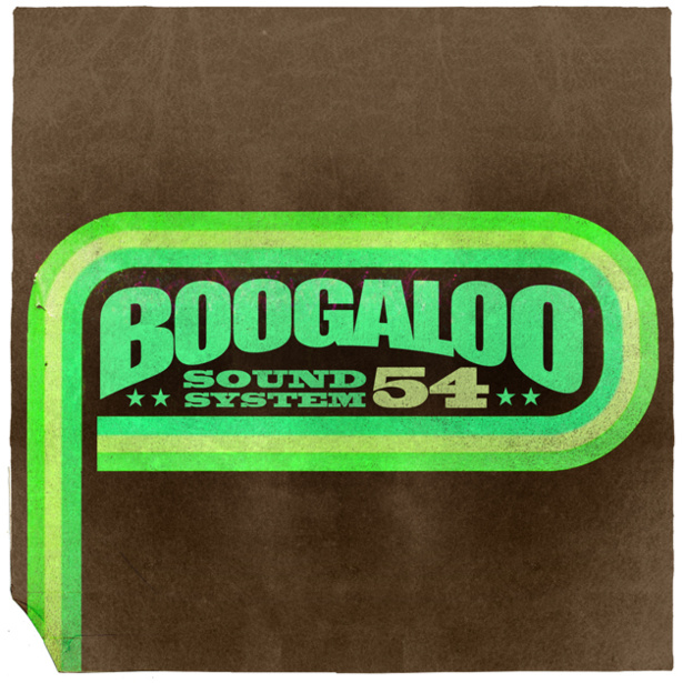 Boogaloo Sound System 54 - Groove Control