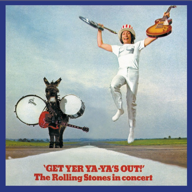 A posséder : Get Yer Ya Ya's Out, des Stones, direction 1969.