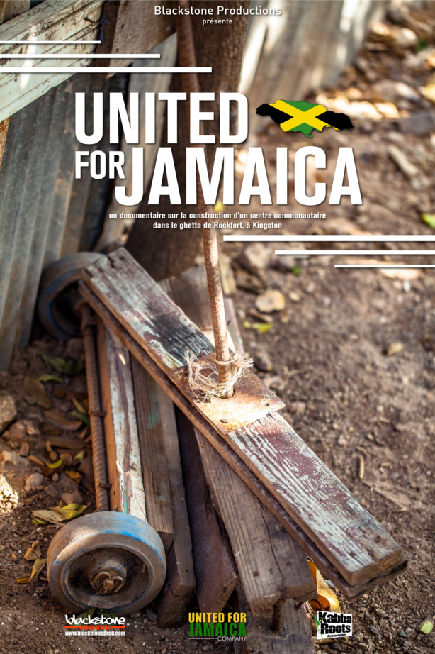 Dance All Together 02 Mai 2016 invité KABA ROOTS 'United For Jamaica'