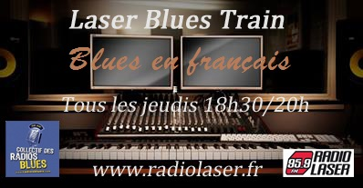 Laser Blues Train #160
