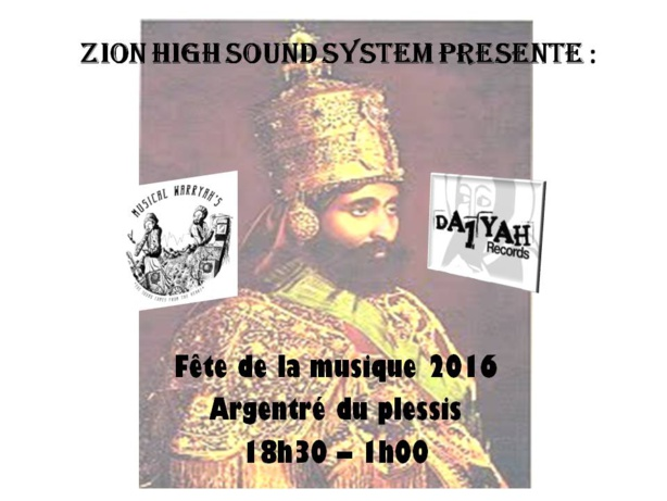 Zion High Station - Roots Reggae Dub #79
