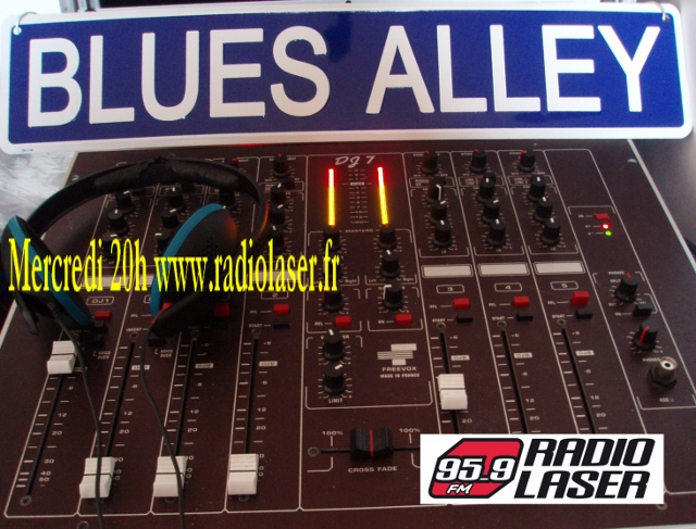 Blues Alley du 14 Septembre