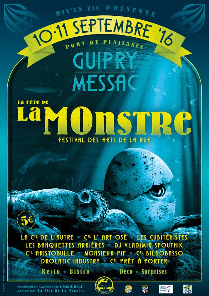 ►► REPLAY : en direct du monstrueux festival de la Monstre