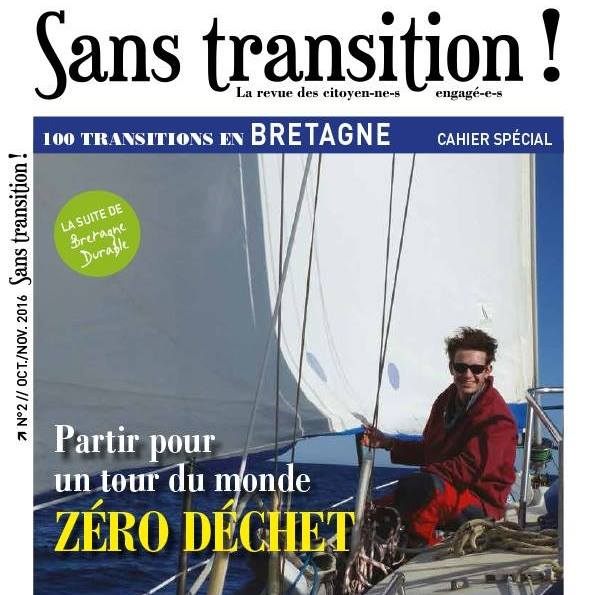 Chronique Sans Transitions – Partir au tour du monde sans déchet