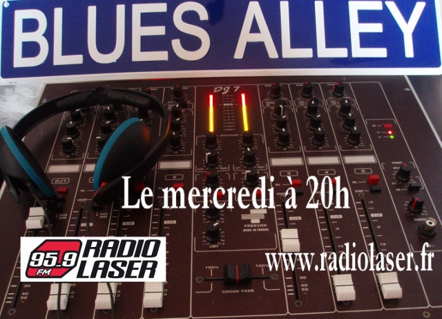 Blues Alley du 04 Janvier 2017