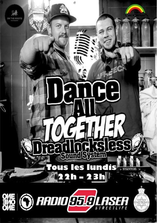 Dance All Together #138 09.01.2016 News Reggae