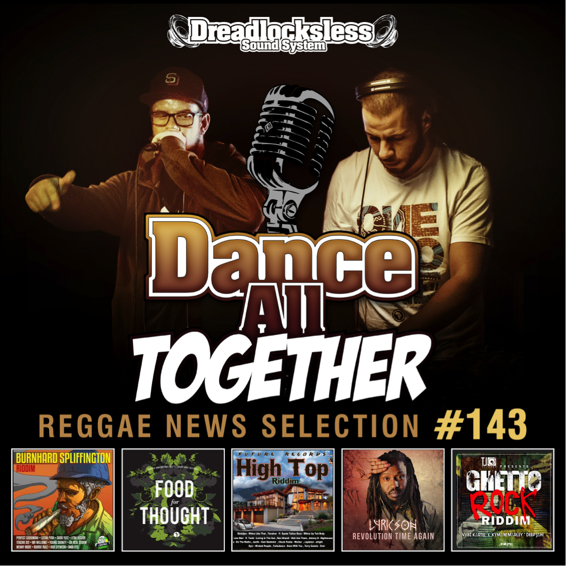 Dance All Together #143 Reggae News Selection