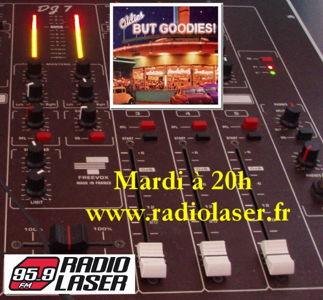 Oldies but goodies du 07 Mars 2017