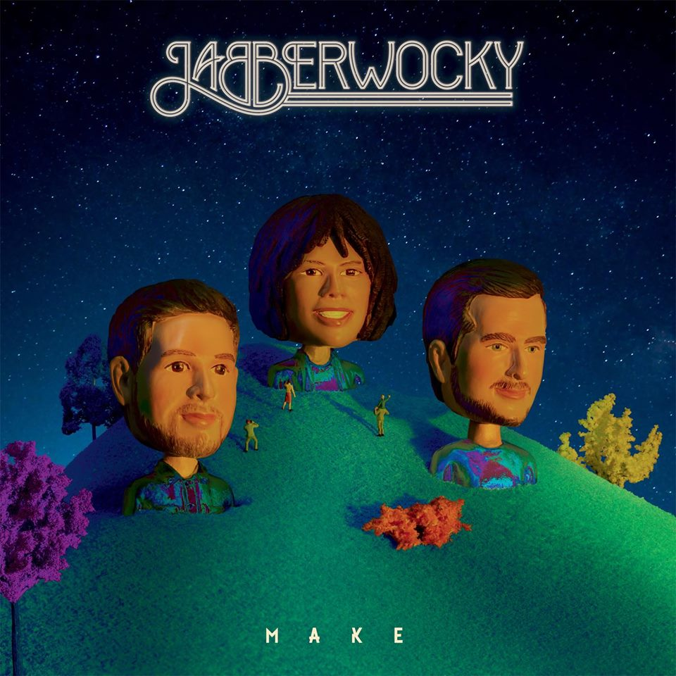 Jabberwocky, un nouvel Ep surprise
