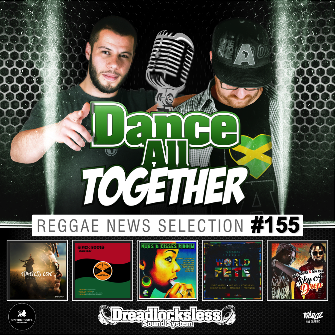 Dance All Together #155 08.05.2017 Reggae News