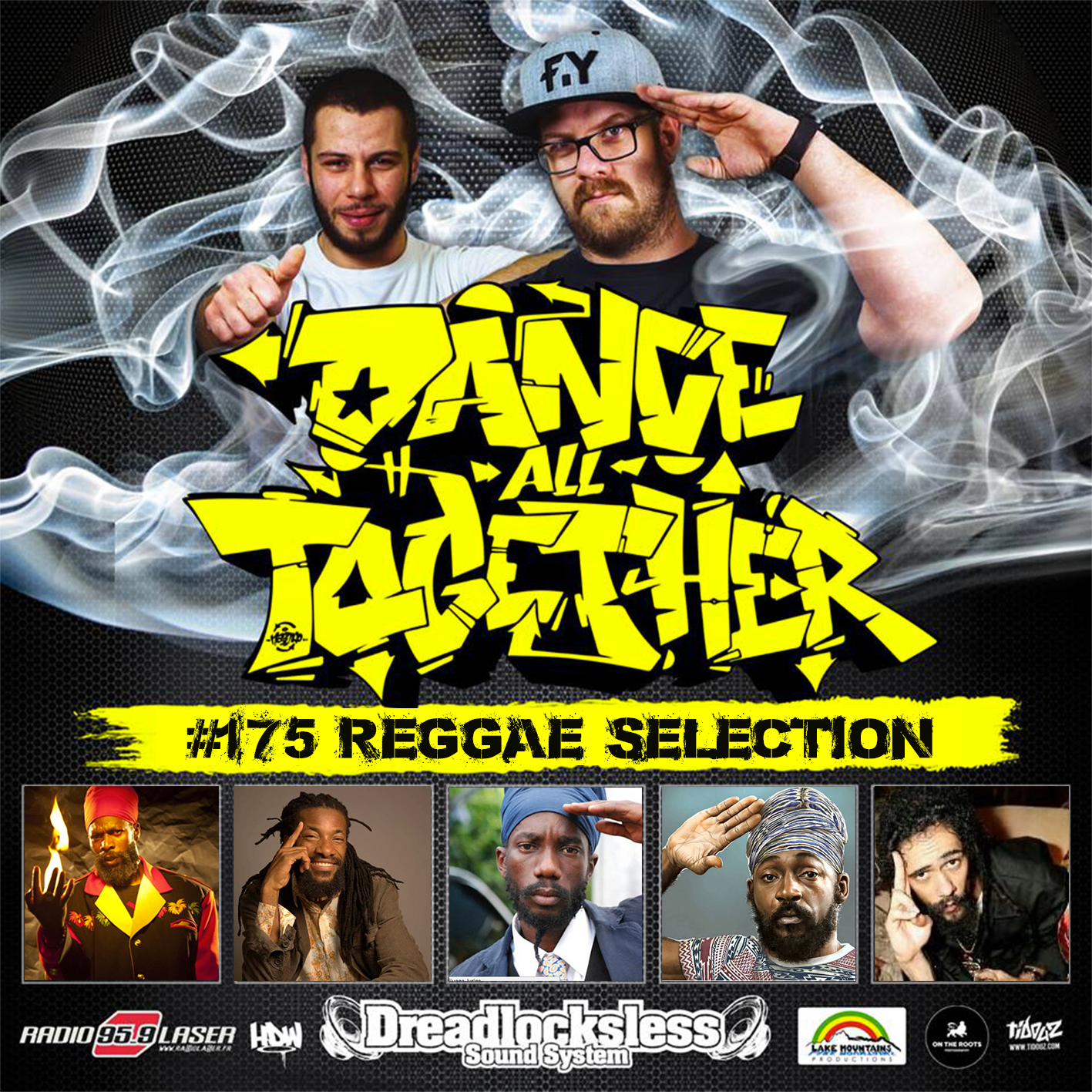 Dance All Together #175 18.12.2017