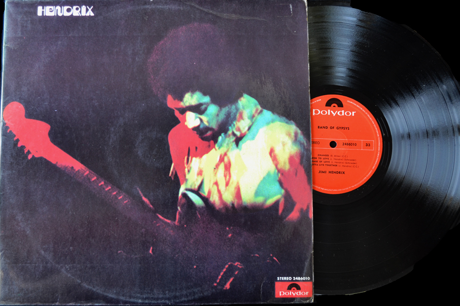 Band of Gypsys, 1970, l'Oeuvre de Monsieur Handrix???