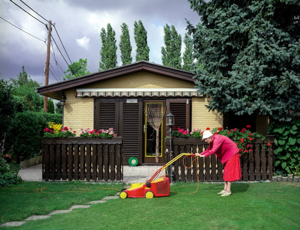 Middle Class Utopia - Photographies de Klaus Pichler