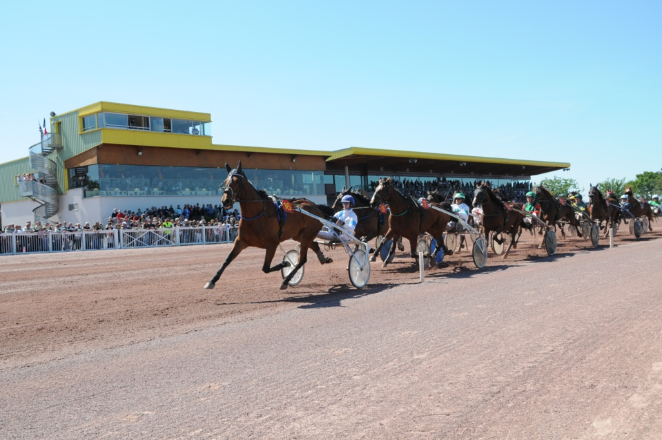 Courses de Trot - 1er avril