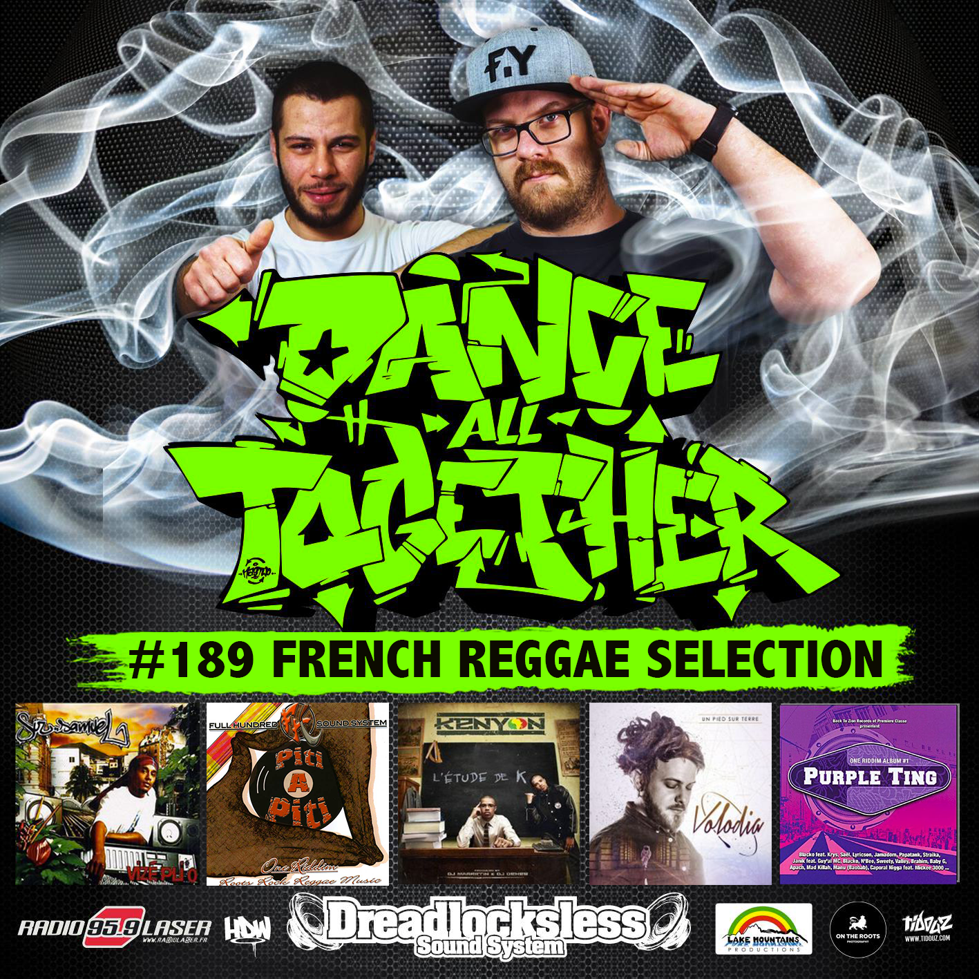 Dance All Together #189 French Reggae Selection