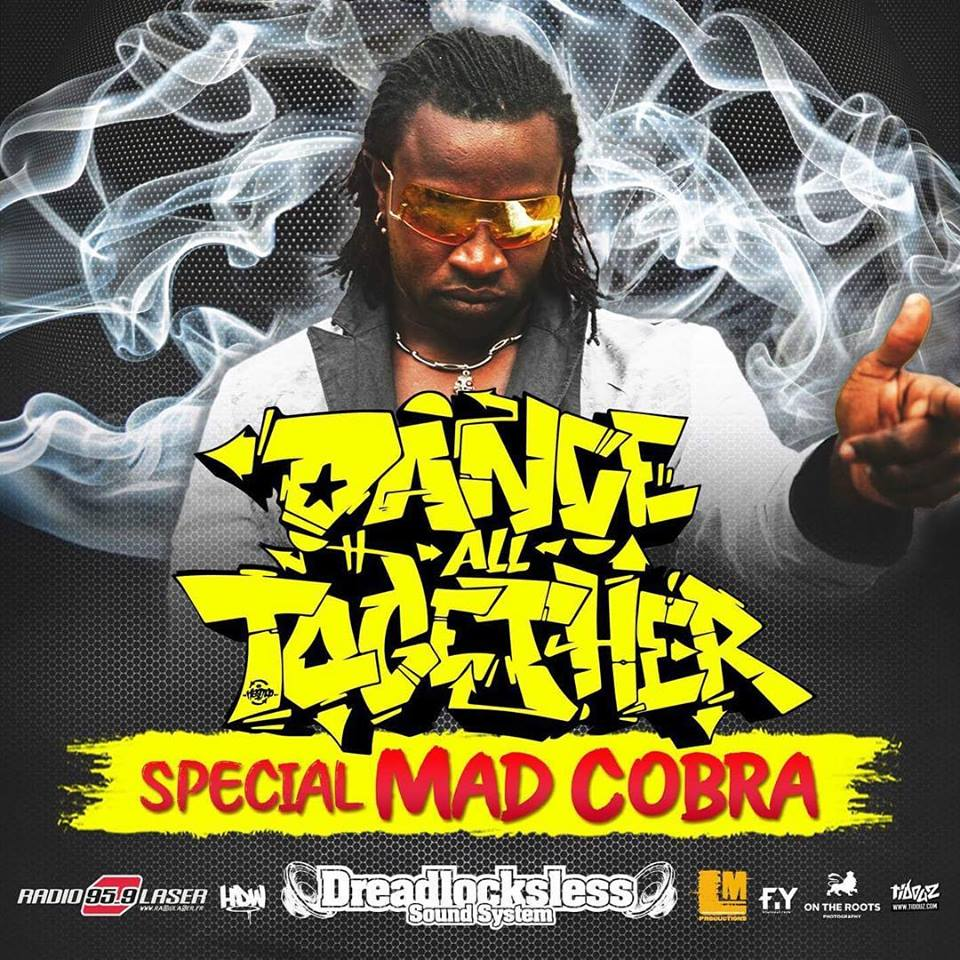 Dance All Together #190 02.042018 Special MAD COBRA
