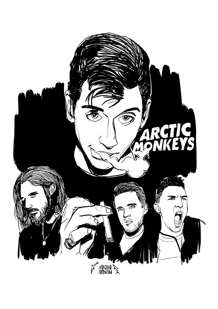 Rock District : ARTIC MONKEYS