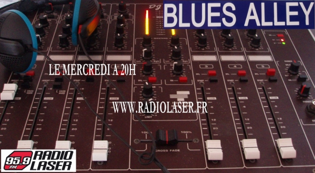 Blues Alley du 23 Mai 2018