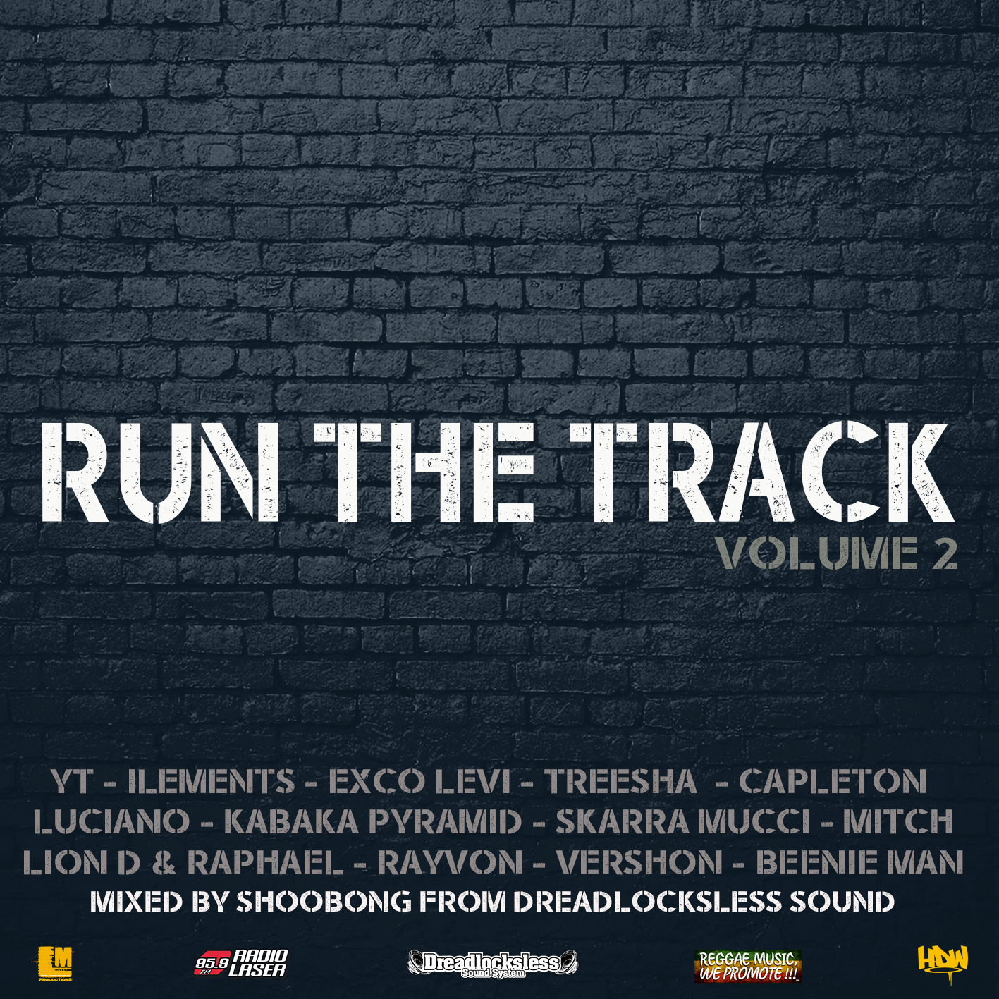 Dance All Together #196 Mixtape Run The Track Volume 2, 21 mai 2018