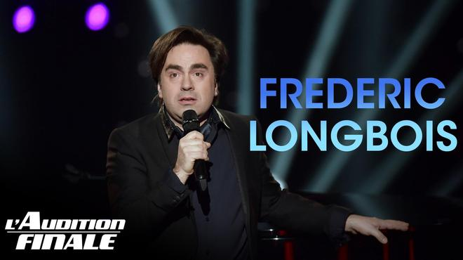Interview exclusive : FREDERIC LONGBOIS !